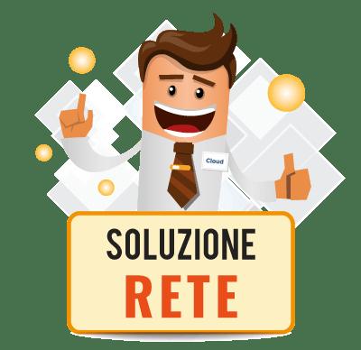AssociazioneInCloud | Soluzione RETE