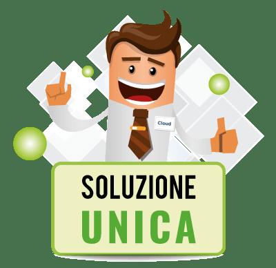 AssociazioneInCloud | Soluzione UNICA