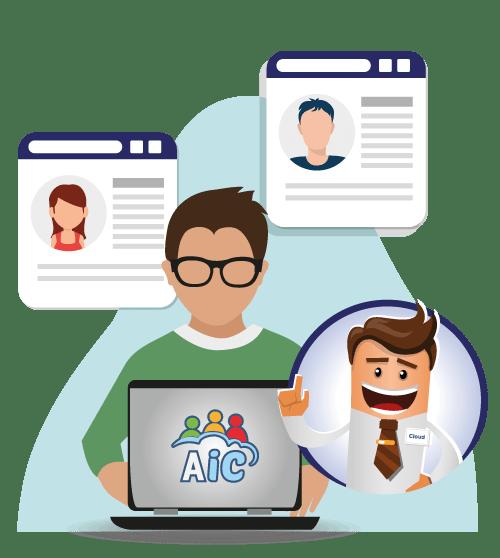 AssociazioneInCloud   Iscrizione dei soci on line