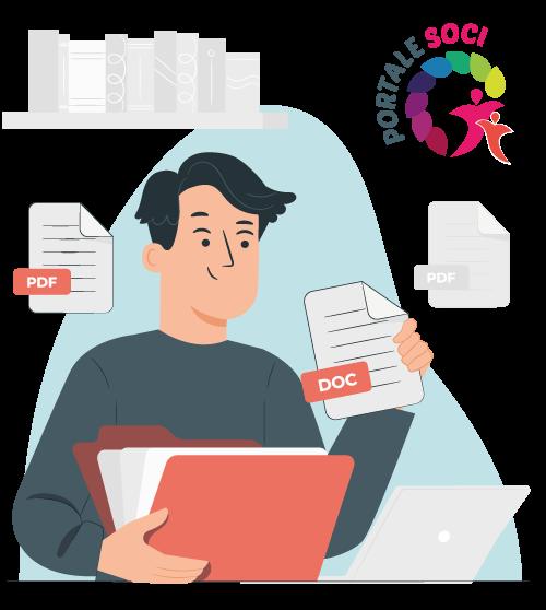 AssociazioneInCloud | Portale Soci