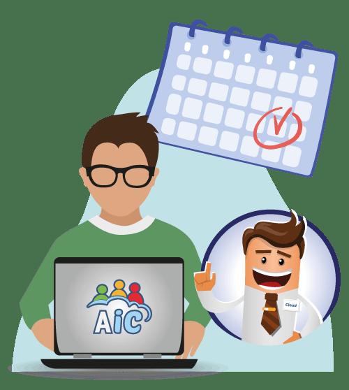 AssociazioneInCloud | Prenotazione online dei servizi